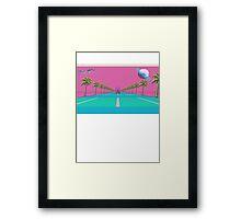 Sad Art Framed Print
