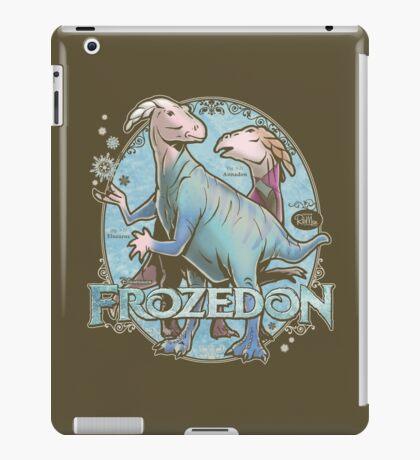 PREHISTORIC PRINCESS - Frozedon iPad Case/Skin