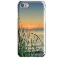 Dreamy sunset iPhone Case/Skin