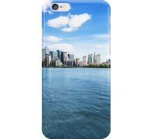 canary wharf iPhone Case/Skin