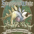 PREHISTORIC PRINCESS - StegosnoWhite & The Seven Velociraptors by Captain RibMan