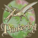 PREHISTORIC PRINCESS - Ptinkerbyl by Captain RibMan