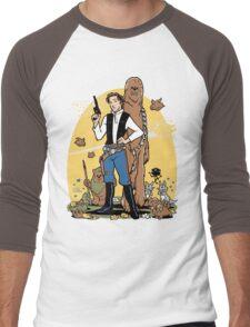 The Smuggler Men's Baseball ¾ T-Shirt