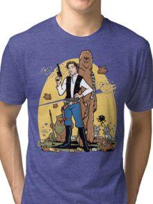 The Smuggler Tri-blend T-Shirt