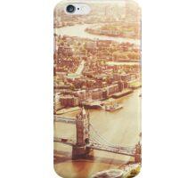 tower bridge aerial iPhone Case/Skin