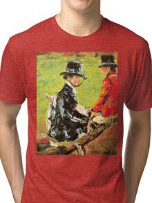 The Foxhunt Tri-blend T-Shirt