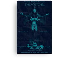The VVitches Canvas Print