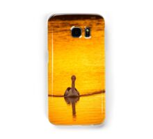 Golden Pelican Samsung Galaxy Case/Skin