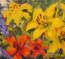 Christy's Flowers by Susan Elizabeth Jones