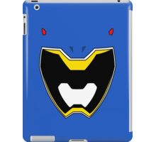 Dino Charge Blue Power Ranger / Kyoryu Blue iPad Case/Skin