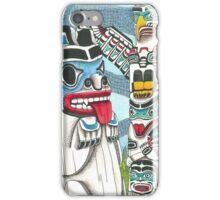Totem Talk iPhone Case/Skin