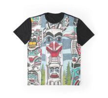 Totem Talk Graphic T-Shirt