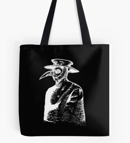 Plague Doctor Tote Bag