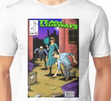 Team Sideways Comic Cover Unisex T-Shirt