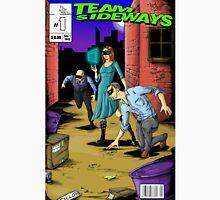 Team Sideways Comic Cover Unisex T-Shirt