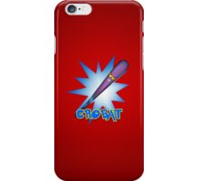 Crobat! iPhone Case/Skin