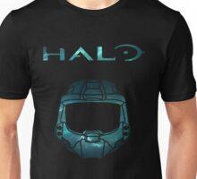 Halo Minimalist Nebula Design Unisex T-Shirt