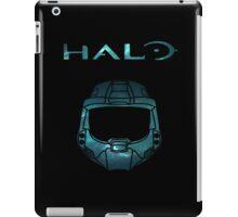 Halo Minimalist Nebula Design iPad Case/Skin