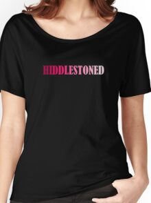 Tom Hiddleston Hiddlestoned Women's Relaxed Fit T-Shirt