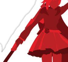 Ruby Rose Sticker