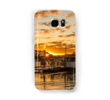Golden Ferry Samsung Galaxy Case/Skin