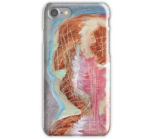Abstract Face Merch #2 iPhone Case/Skin