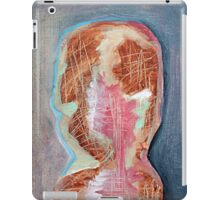 Abstract Face Merch #2 iPad Case/Skin