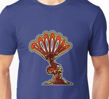 Cartoon Boom Explosion  Unisex T-Shirt