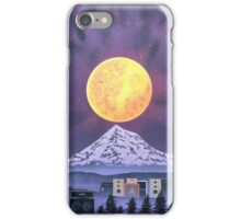 Cover Art for Doomed & Stoned in Portland vol.2 iPhone Case/Skin