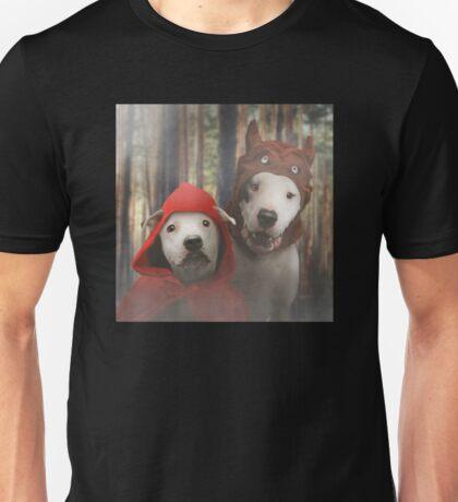Little Beebs Riding Hood Unisex T-Shirt