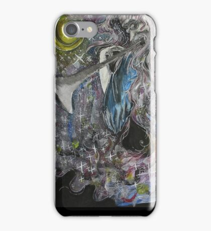 The Weaver and Whistler iPhone Case/Skin