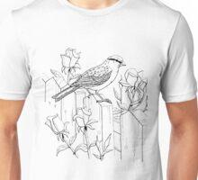 Fence Inspection Color Project.  Unisex T-Shirt