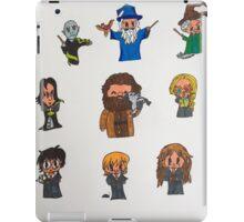 Harry Potter Cartoons iPad Case/Skin