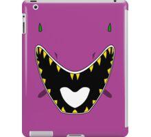 Dino Charge Purple Power Ranger / Kyoryu Violet iPad Case/Skin