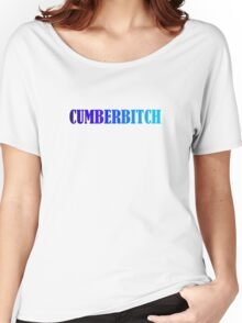 Benedict Cumberbatch Cumberbitch Women's Relaxed Fit T-Shirt