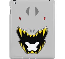 Dino Charge Silver Power Ranger / Kyoryu Silver iPad Case/Skin