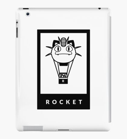 Team Rocket GO! iPad Case/Skin
