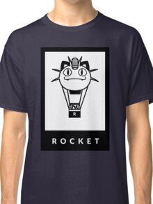 Team Rocket GO! Classic T-Shirt