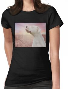 DOGO SUNSET Womens Fitted T-Shirt