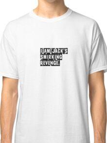 I Am Jack's Smirking Revenge - Fight Club Classic T-Shirt