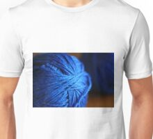 Blue wool T-Shirt