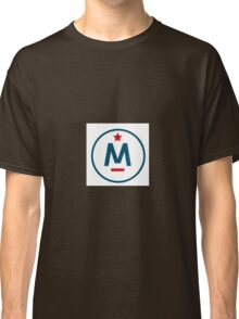 Evan McMullin -  It's never too late! Classic T-Shirt