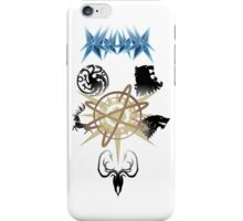 Game of Thrones - The Climb [BLACK] iPhone Case/Skin