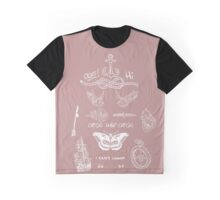 Larry Stylinson Tattoos Graphic T-Shirt