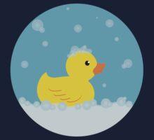Rubber Ducky Baby Tee