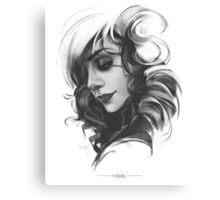 Onqood mn tout ~ Canvas Print