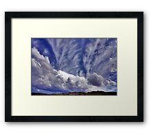 Post Monsoon Framed Print
