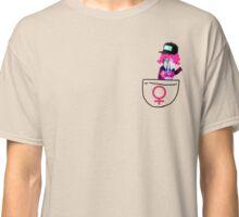 LeafyIsHere Femmy Pocket Classic T-Shirt