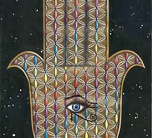 Universal Protection by Francesca Love Artist