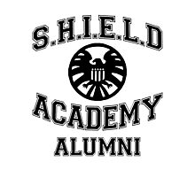 SHIELD Academy Photographic Print